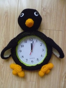 penguin clock 2
