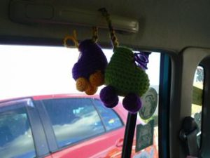 car ornament 5
