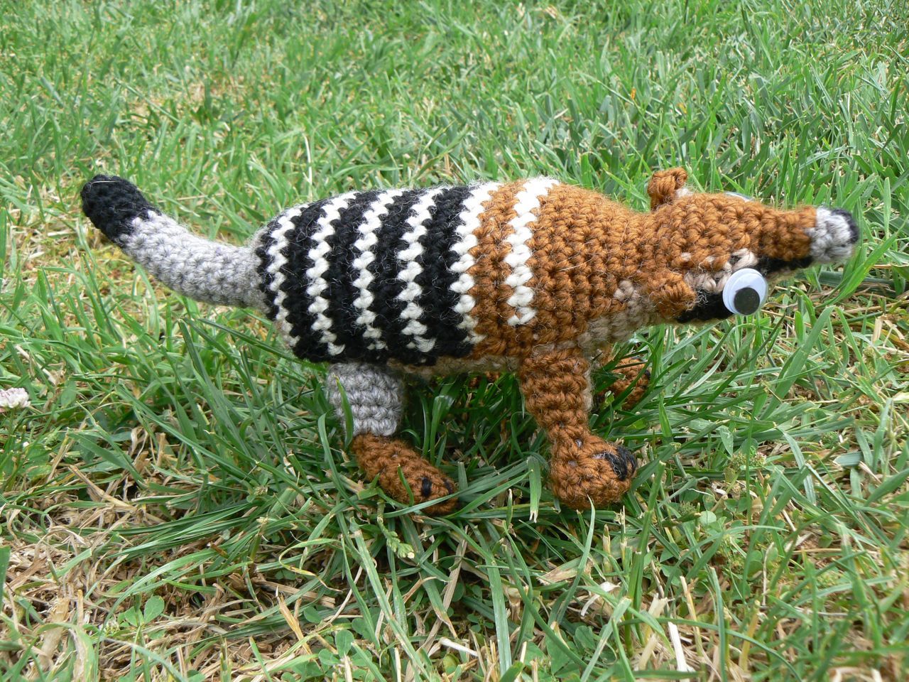 Numbat Jazmo Crochet